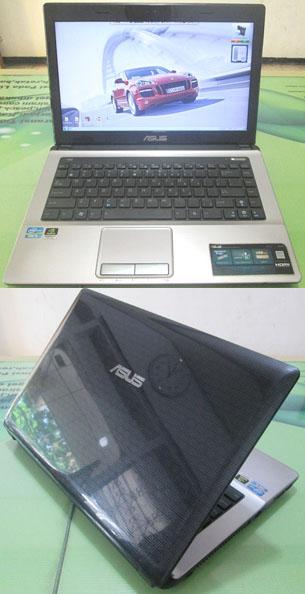 ASUS A43SM VX034D Core I5 Gamer HDD 1Tb