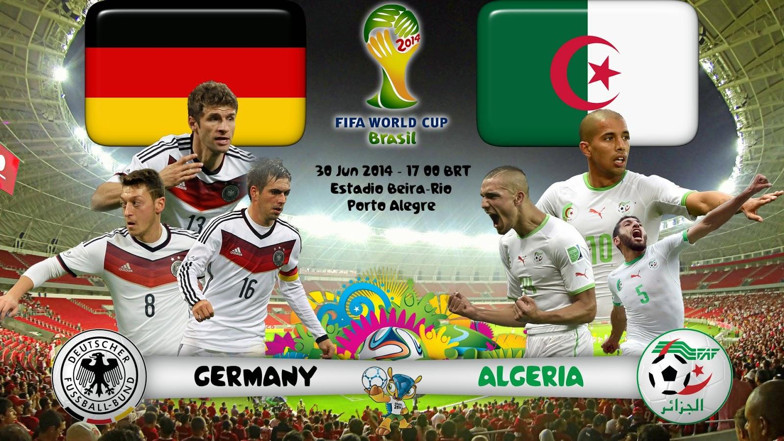 2014 alg rie vs allemagne en direct gratuitement 30 6 2014 coupe du monde 2016 2015 - Algerie allemagne coupe du monde 2014 ...