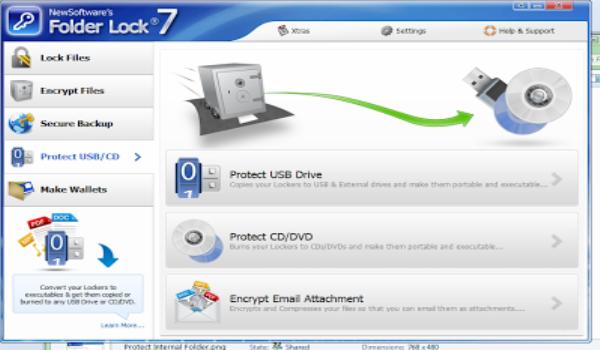 Download FOLDER LOCK 7.1.8 PC Software Free Full Version ...