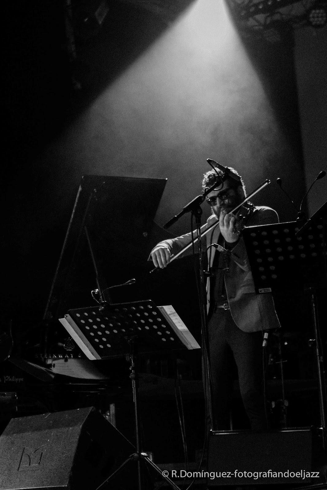 © R.Domínguez-Orchestre National de Jazz-Théo Caccaldi