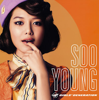 SNSD Sooyoung Girls Generation Girls & Peace Japan 2nd Tour