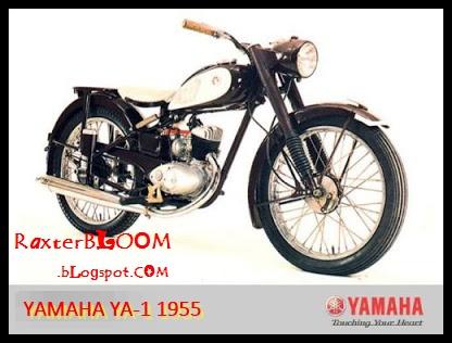 YAMAHA YA-1 Adalah Motor YAMAHA yang Pertama kali Dibuat - raxterbloom.blogspot.com