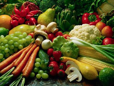 warna sayuran dan kanker kandung kemih