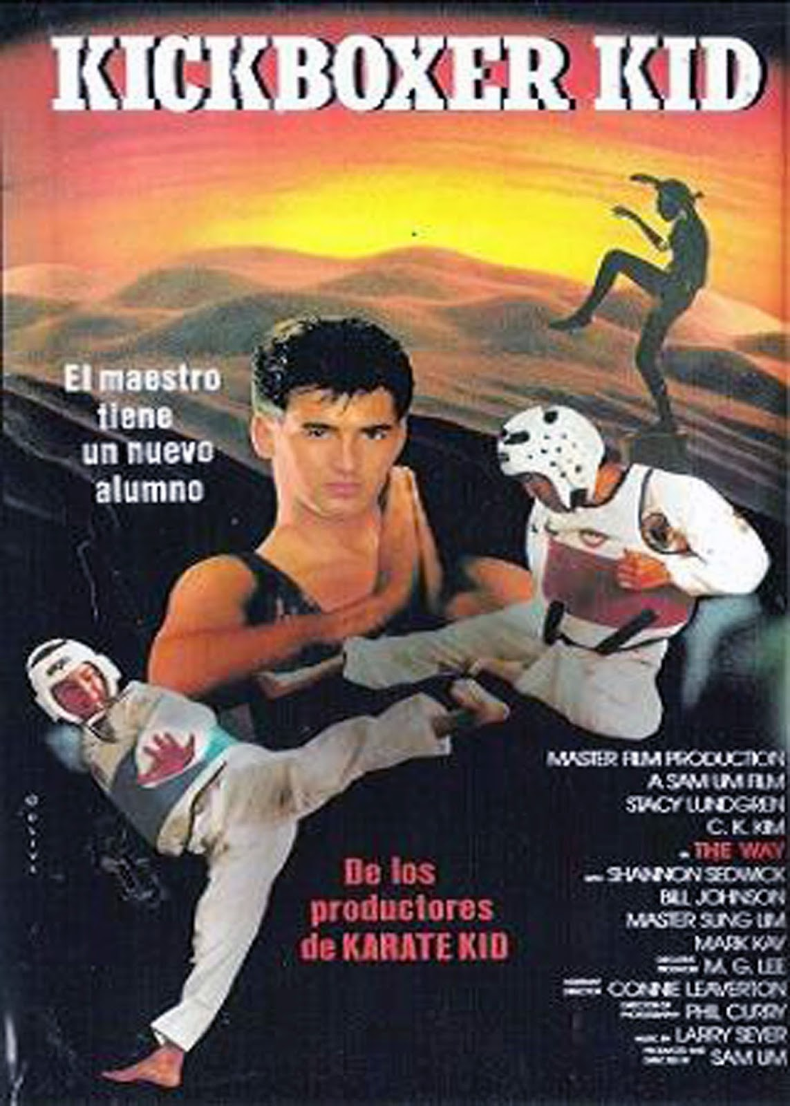 Kickboxer Kid (A Fight for Honor)(1992)