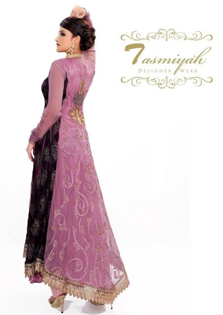 EmbroideredPishwasDresseswwwShe9blogspotcom252832529 - Tasmiyah Designer Collection Long Shirt in Pishwas