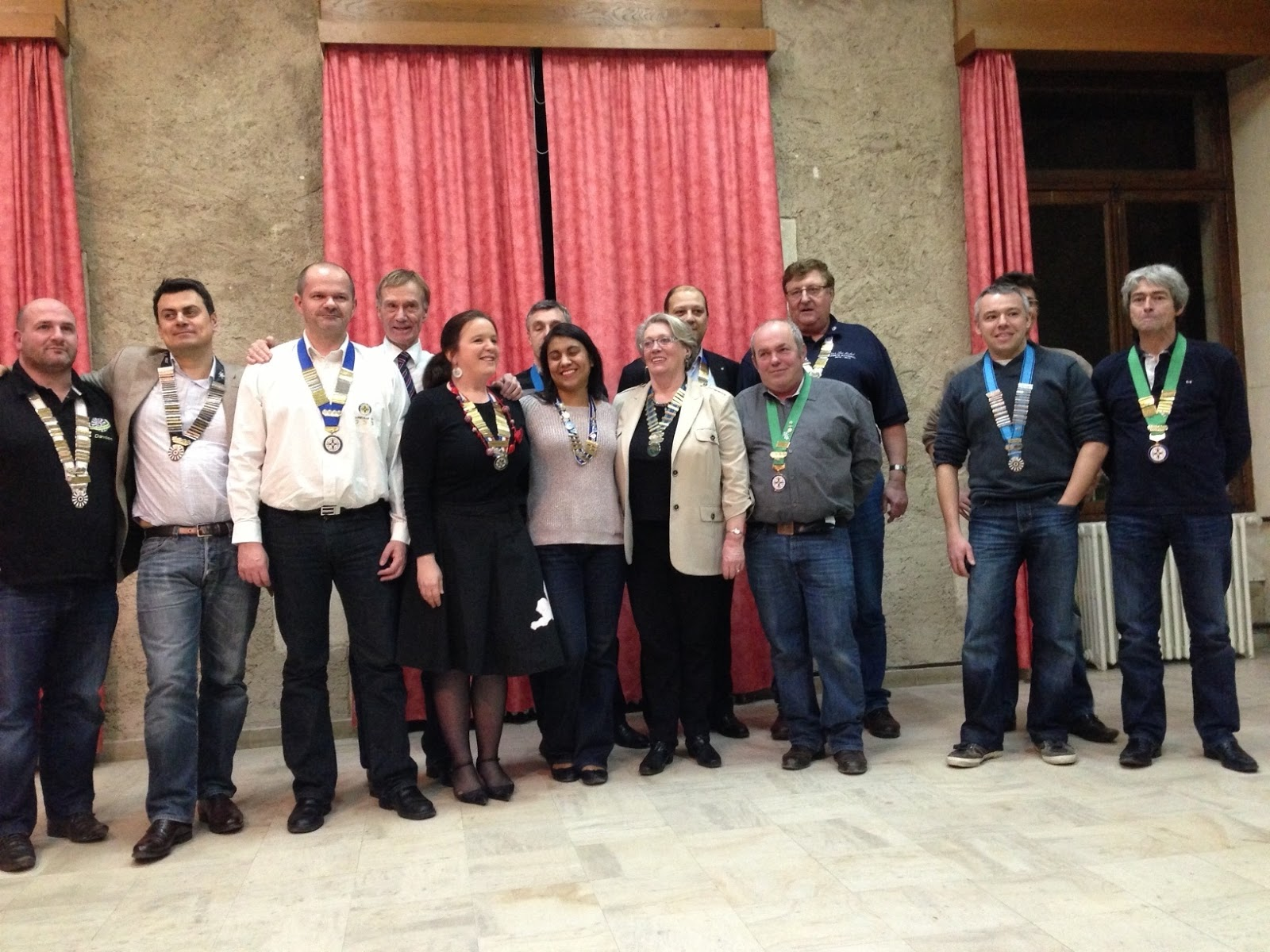 Foyer Grand Sauvoy Nancy : Club région le printemps du quatalagor
