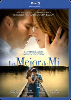Lo Mejor De Mí [2014] Audio Latino BRrip XviD [NL][RG][UP][LT][1F]