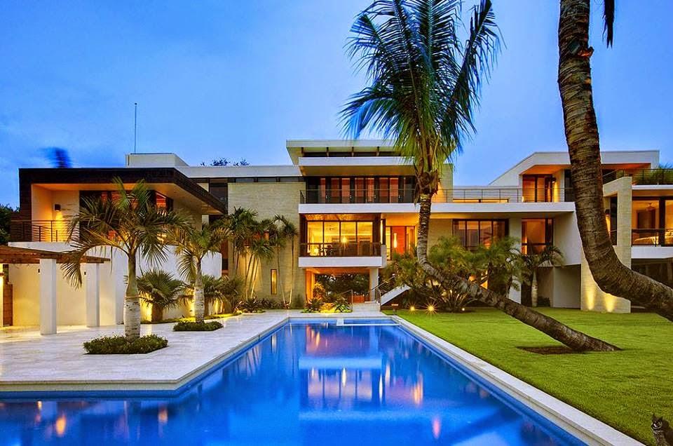 Ideas y dise os para tu casa en costa rica for Casa moderno kl