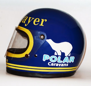 Il casco di Ronnie Peterson