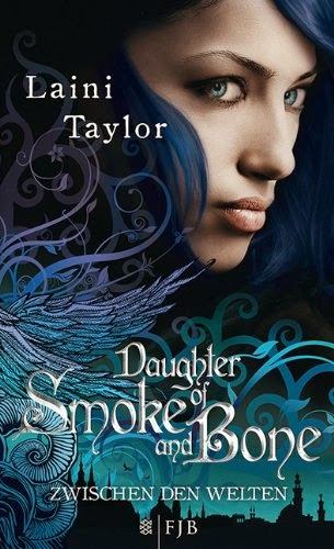 http://www.amazon.de/Daughter-Smoke-Bone-Zwischen-Welten/dp/3841421369/ref=sr_1_1?s=books&ie=UTF8&qid=1407417902&sr=1-1&keywords=daughter+of+smoke+and+bone