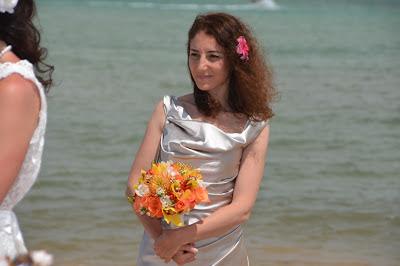 Italian Bridesmaid