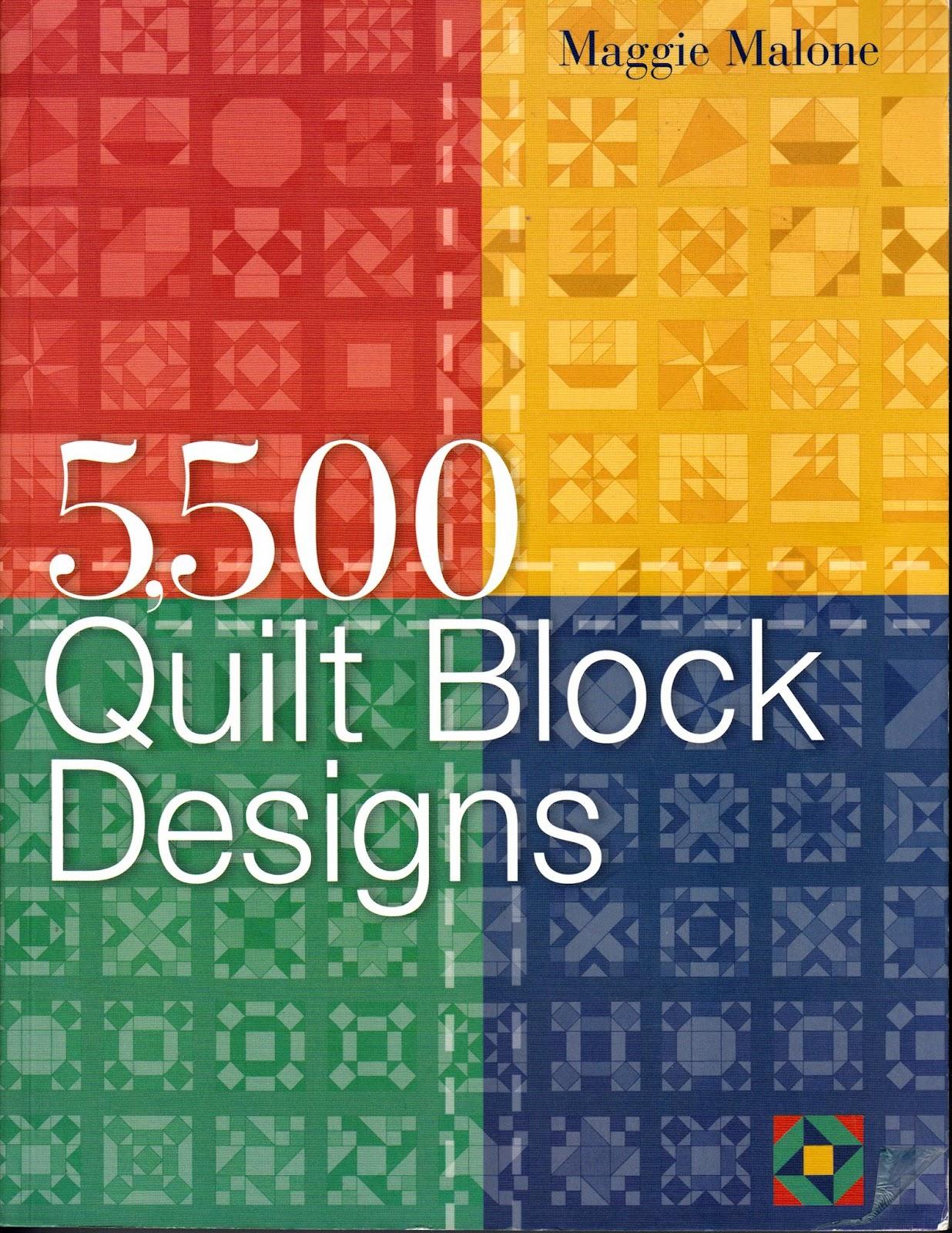 Pin Money Pursuits: 5500 Quilt Block Designs.... : 5500 quilt block designs - Adamdwight.com