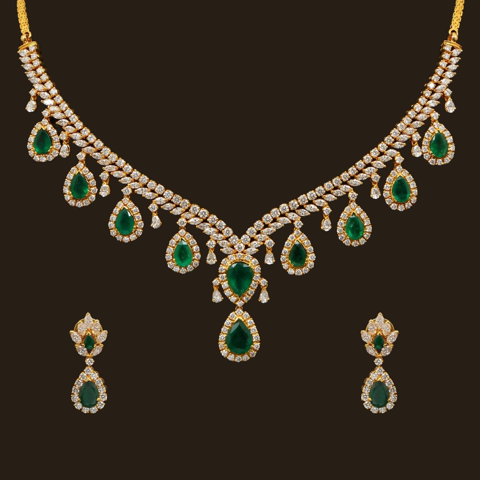 Vummidi Diamond Necklace