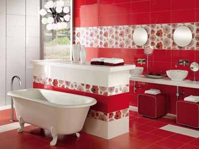 pamba boma red color scheme