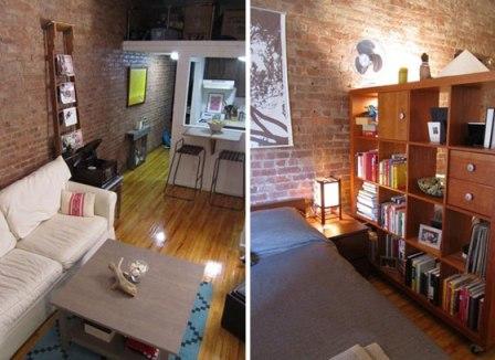 Ideas para espacios reducidos decoraciones cocinas for Ideas para espacios pequenos