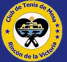 Antigua página web del Club de Tenis de Mesa Rincón de la Victoria