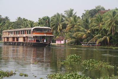 house-boat, houseboat-kerala, double-decker-house-boat-kerala, trip-to-kerala