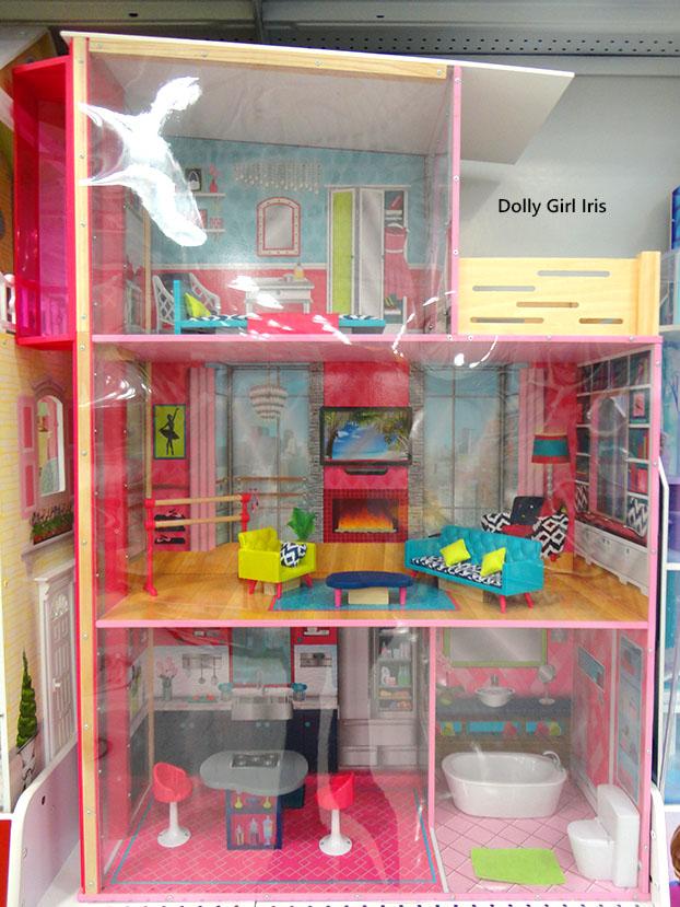 Dollhouses At Toys R Us Dolly Girl Iris