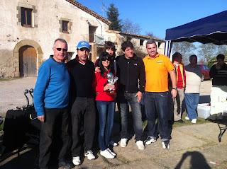 Alguns dels guanyadors Circuit SwingEsports P&P 2012