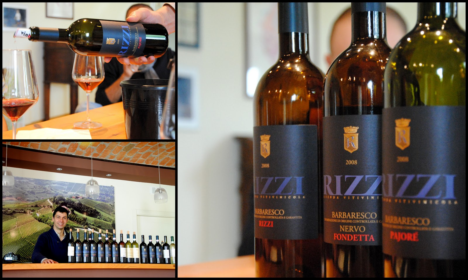 Literally the day at cantina rizzi barbaresco for Food bar cantina rijeka