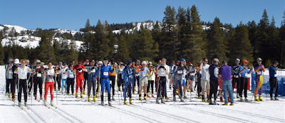 Tahoe Donner Cross Country will hold USSA National Championships