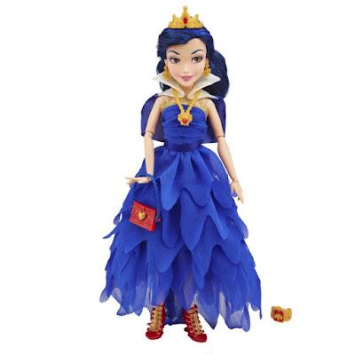 TOYS : JUGUETES - DISNEY Los Descendientes | Descendants  Evie : Coronation - Coronación | Muñeca - Doll Isle of the Lost | La Isla de los Perdidos | Sofia Carson Producto Oficial 2015 | Hasbro  | A partir de 6 años Comprar en Amazon