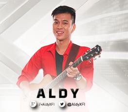 Aldy x factor indonesia