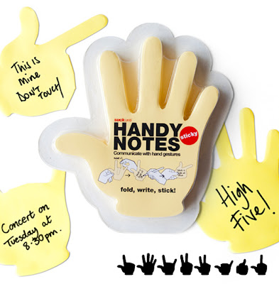 20 Cool and Creative Sticky Notes (20) 8