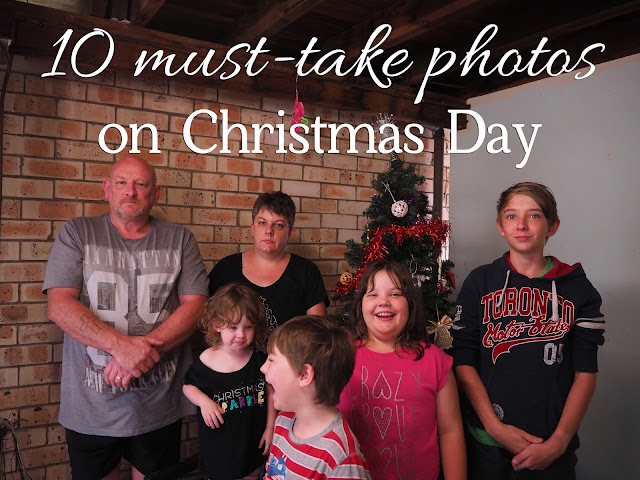 10 must take photos on Christmas Day | Life Behind The Purple Door