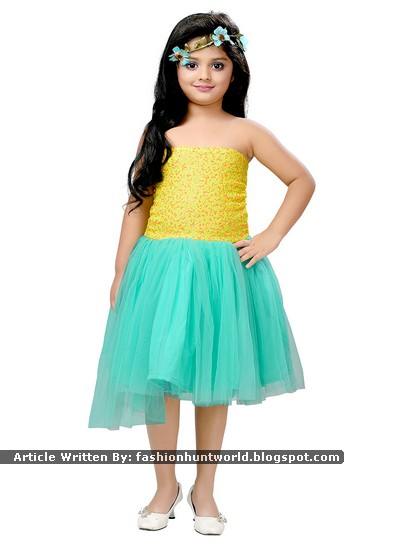 Fancy Indowestern Kids Wedding Outfits