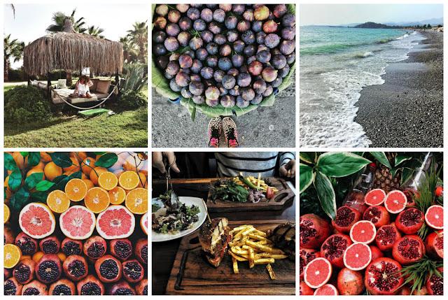 отдых в Турции свежие фрукты каларит