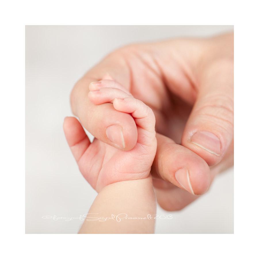 beebi-isa-käsi