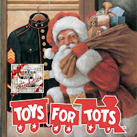 The Dirt Farmer Foundation's CAUSE it's DECEMBER: The Marine Toys For Tots