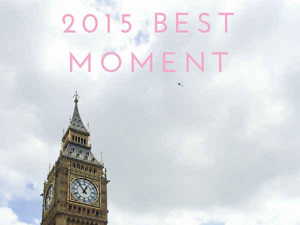my 2015 best moments