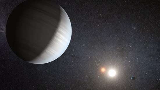 Planet Anggota Tata Surya Kita yang Menghilang