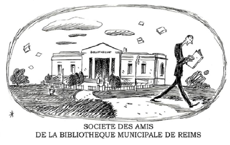Société des amis de la bibliothèque de Reims