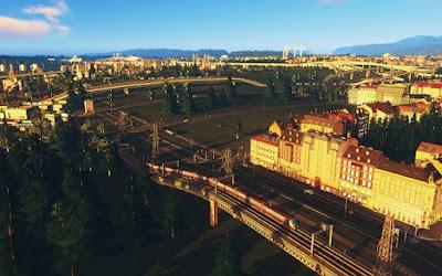 Cities Skylines After Dark-CODEX FOR PC TERBARU screenshot 3