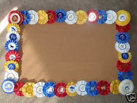 5 DIY Ideas for Displaying Horse Show Ribbons
