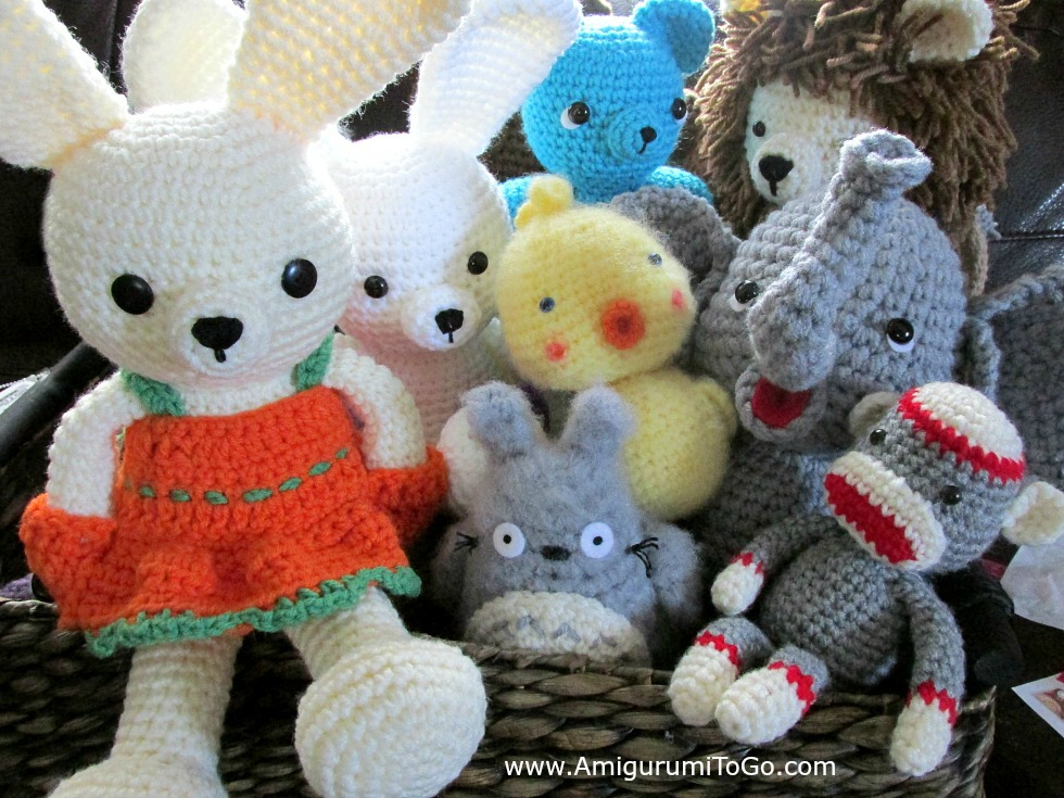 Amigurumi I To Go : Dress Updates and Search Bar ~ Amigurumi To Go