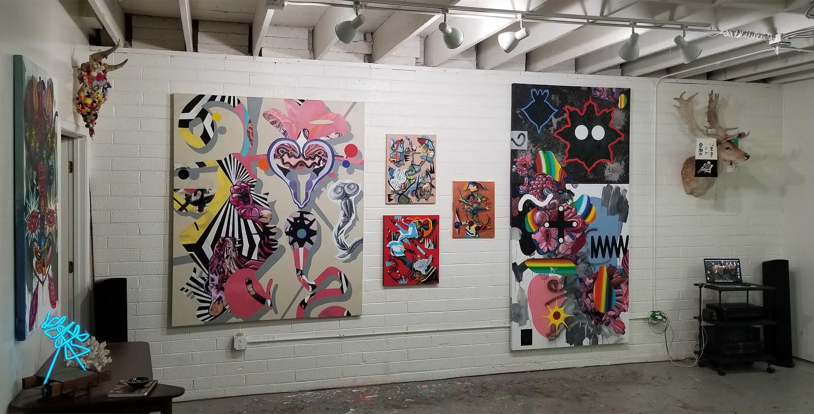 BILL DAMBROVA: ARTIST