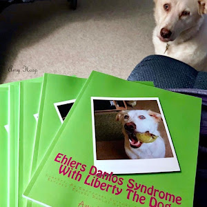 For A Quick Look At Ehlers Danlos Syndrome With Liberty The Dog