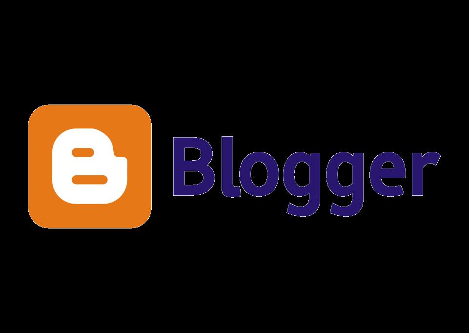 Download Logo Blogger Vector