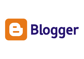 Blogger Logo Vector download free
