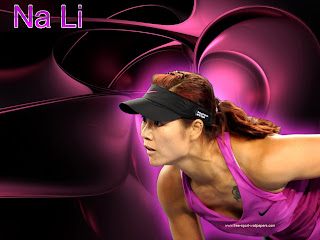 Li Na hd Wallpapers 2013