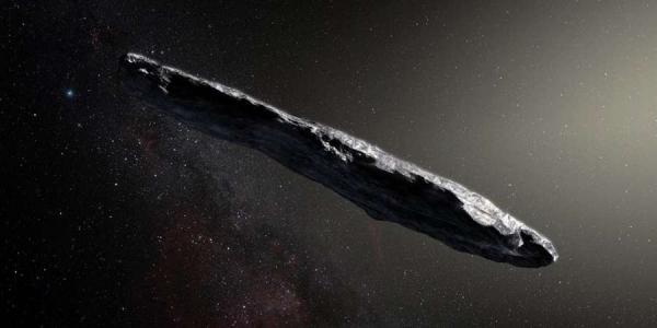 Προβληματισμός για τον πρώτο «αστεροειδή» που εισήλθε στο ηλιακό μας σύστημα: Έχει μήκος 400 μέτρα και μεταλλική δομή [Βίντεο]