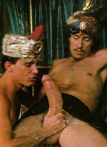 John Holmes Goes Gay