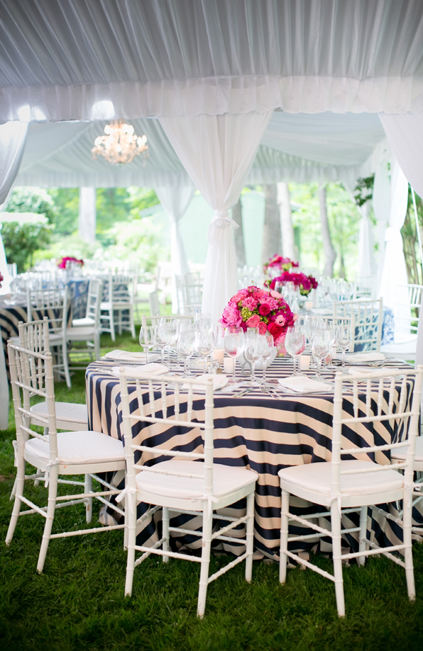 Ask Cynthia Wedding Inspirations Pink And Navy