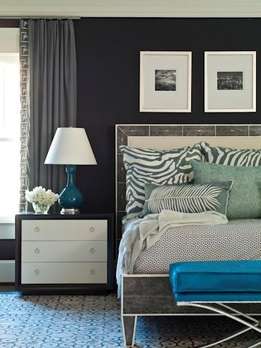 this diy house master bedroom inspiration dark walls