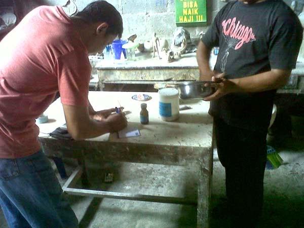 kursus membuat batu resin_fiber