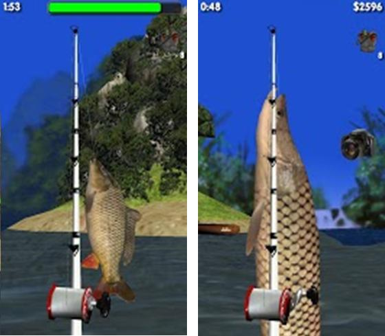 Big river fishing 3d v1 0 1 apk free download android for River fishing games